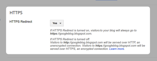 blogger https everywhere redirect